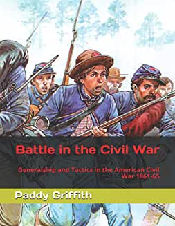 Battle in the Civil War cover