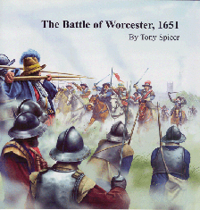 Battle of Worcester cover